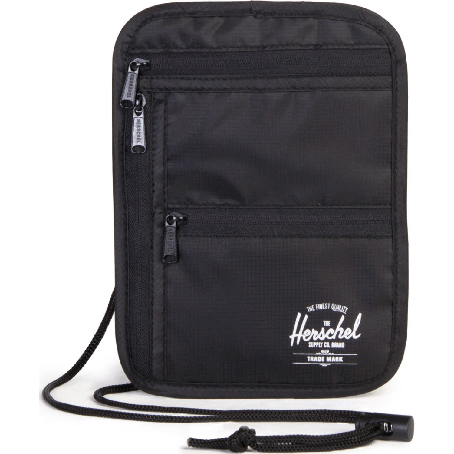 HERSCHEL Money Pouch Negro Billeteras