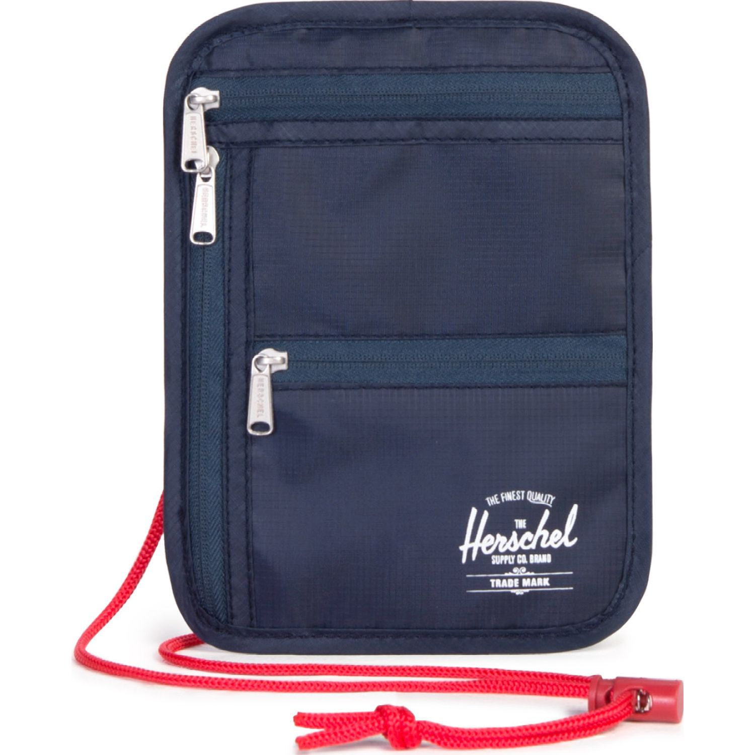 HERSCHEL Money Pouch Azul / rojo Monederos