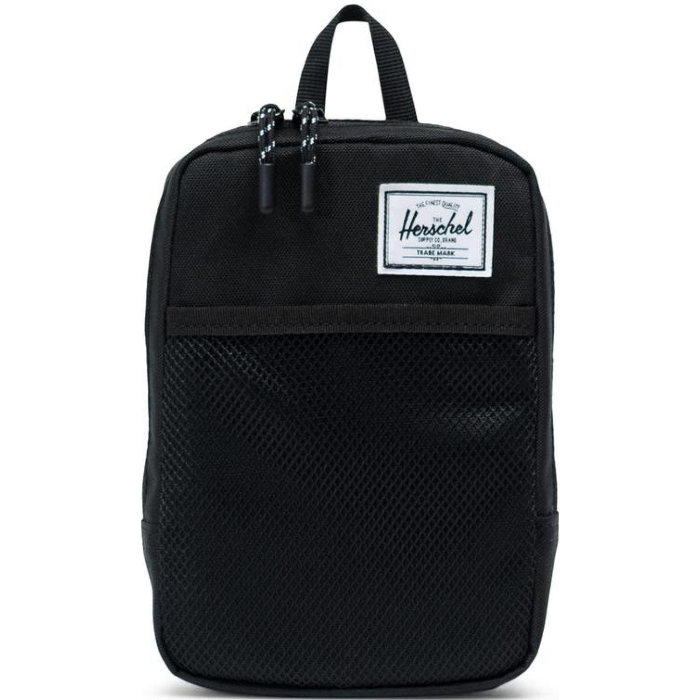 HERSCHEL Sinclair Large Negro Bolsas de hombro