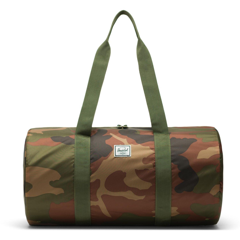 HERSCHEL Packable Duffle Militar Bolsos tipo mensajero
