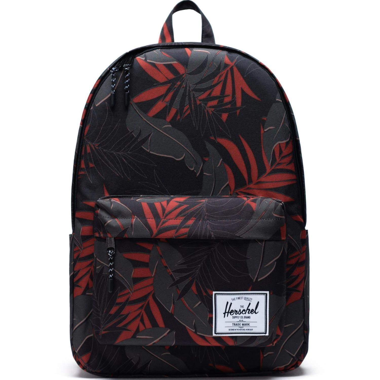 HERSCHEL Classic X-Large Negro / rojo Mochilas