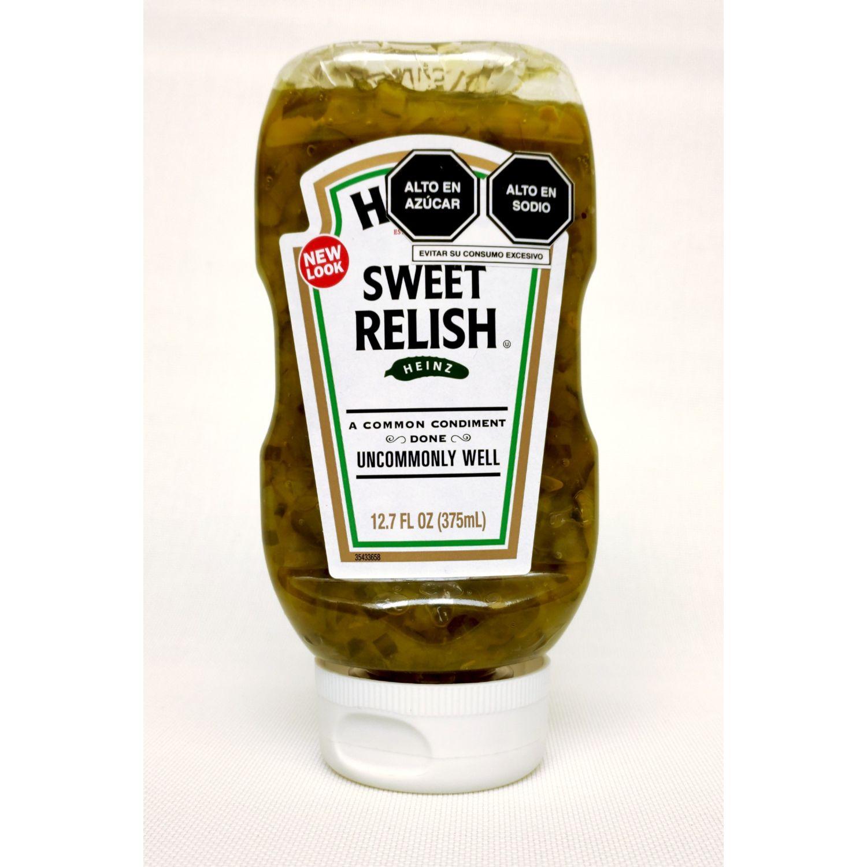 KRAFT Salsa  Sweet Relish X 375 Ml Sin color Condimentos de pepinillo