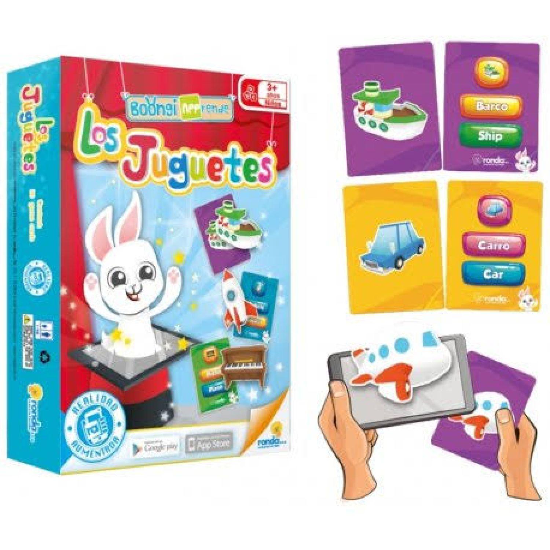 RONDA Boongi App-Rendelos Juguetes MULTICOLOR Juegos de mesa