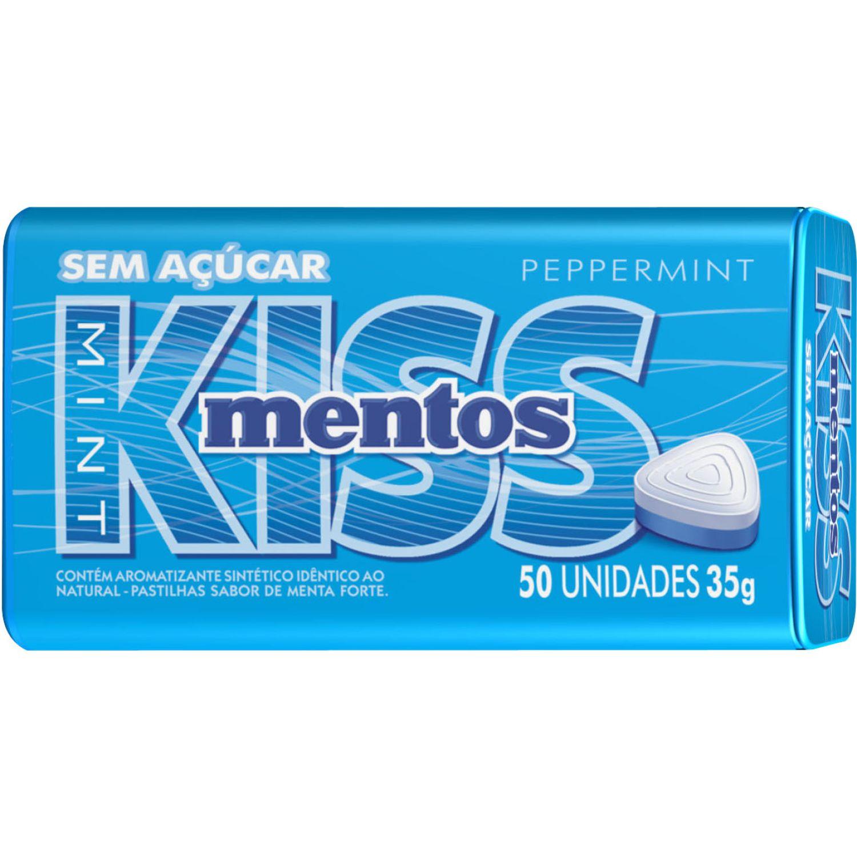 MENTOS Mentos Kiss Menta 35GR Sin color mentas