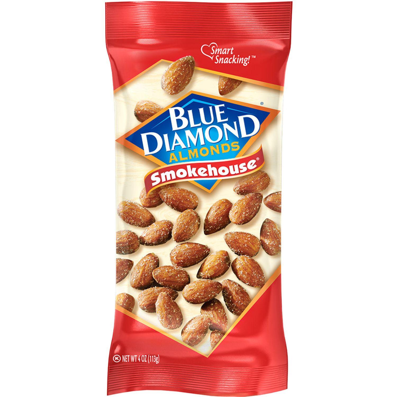 BLUE DIAMONDS Blue Diamond Smokehouse 113gr Sin color Almendras
