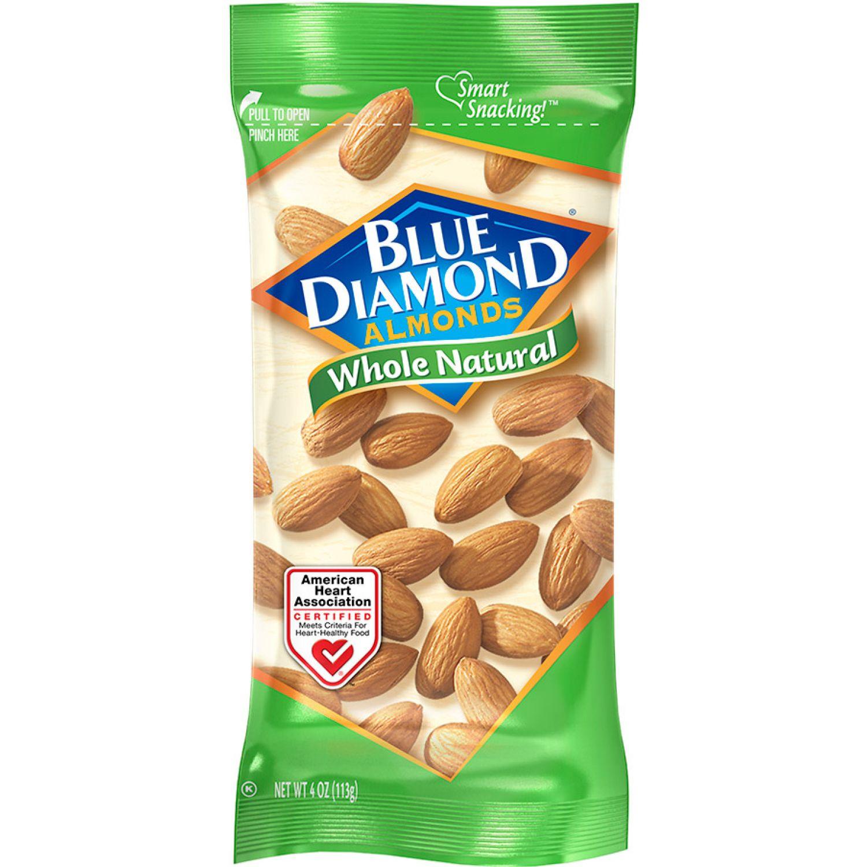 BLUE DIAMONDS Blue Diamond W. Natural 113gr Sin color Almendras