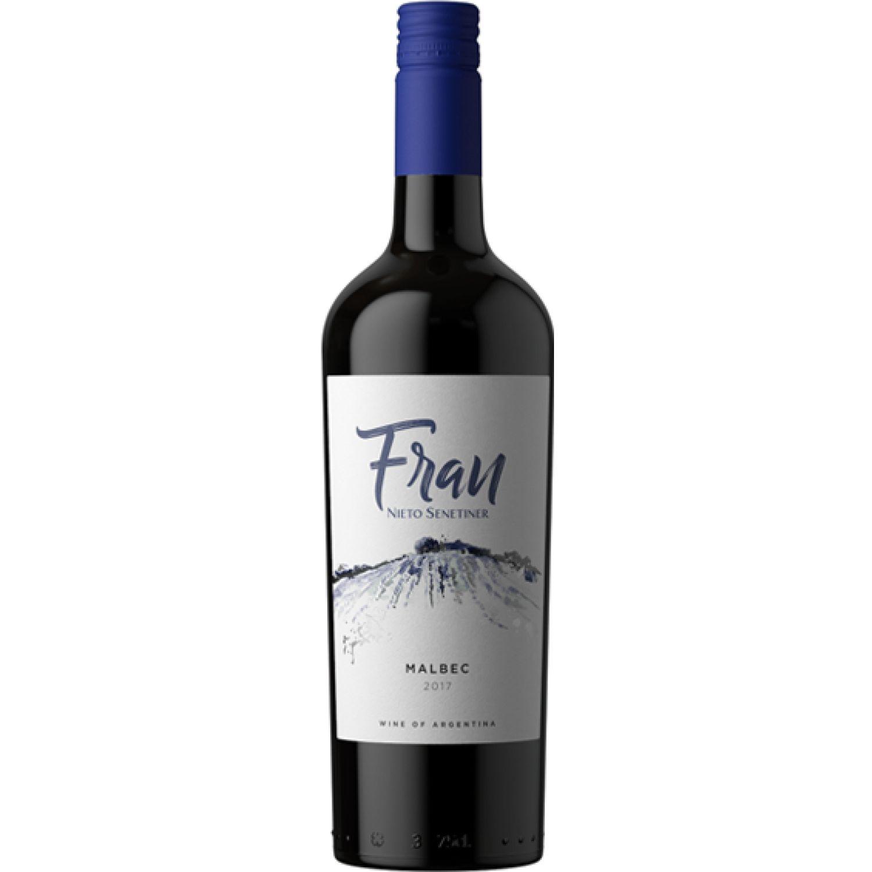 NIETO SENETINER Vino Fran Malbec X 750ml Rojo Vino Tinto