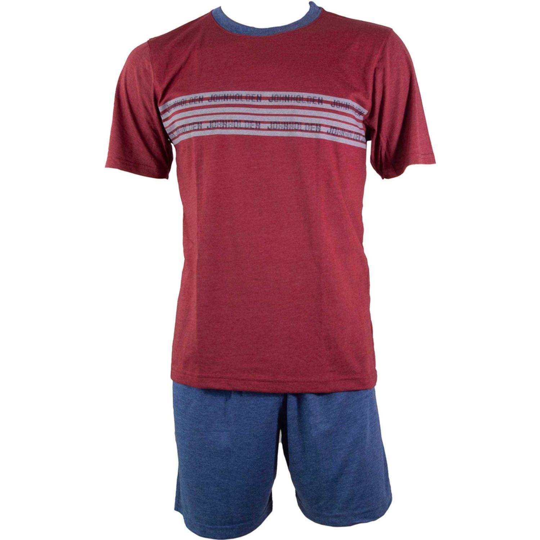 JOHN HOLDEN Pijama Short + Polo