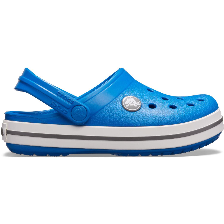 CROCS Kids' Crocband Clog Azul Zuecos y mulas