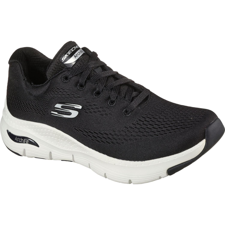 Skechers Skechers Zapatillas Walking Arch Fit Big Appeal Negro / blanco Para caminar
