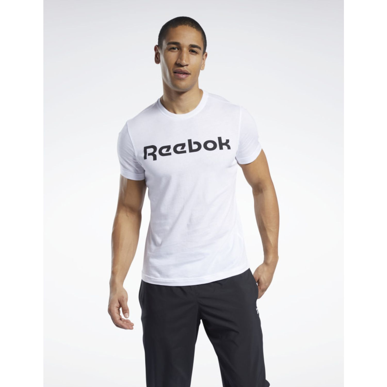 Reebok Gs Reebok Linear Read Tee