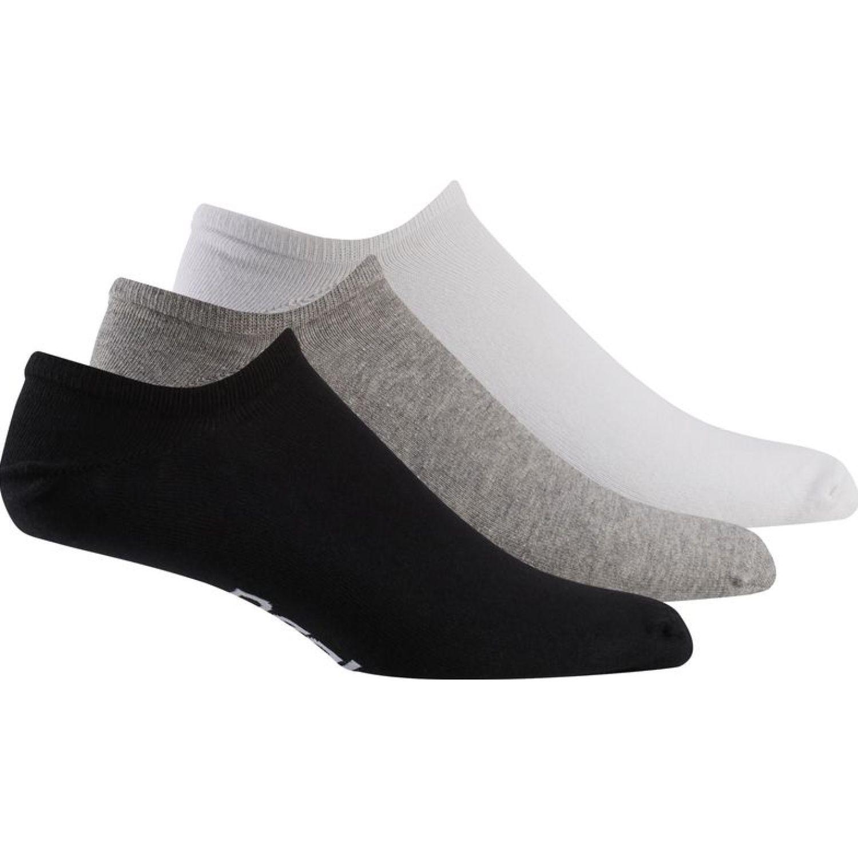 Reebok Te Invisible Sock 3p Varios Calcetines