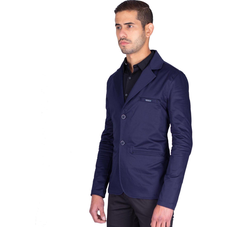 The Cult Blazer Sastre, Slim Fit Azul oscuro Abrigos deportivos y blazers