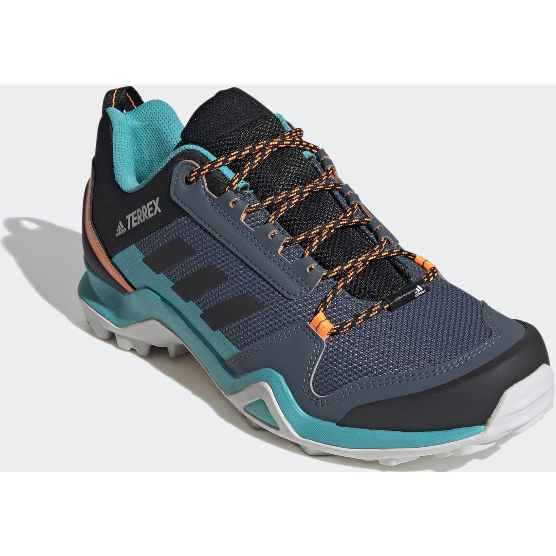 adidas Terrex Ax3 Azul / celeste Zapatos de senderismo