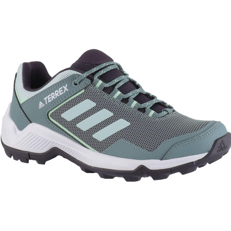 adidas Terrex Eastrail W Verde Zapatos de senderismo