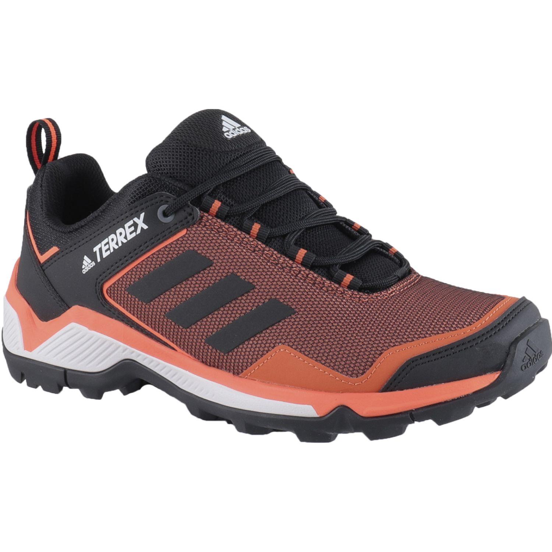 adidas Terrex Eastrail Negro / naranja Zapatos de senderismo