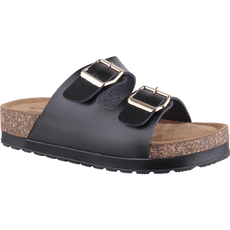 Platanitos Sfp 7352-1 Negro Flats