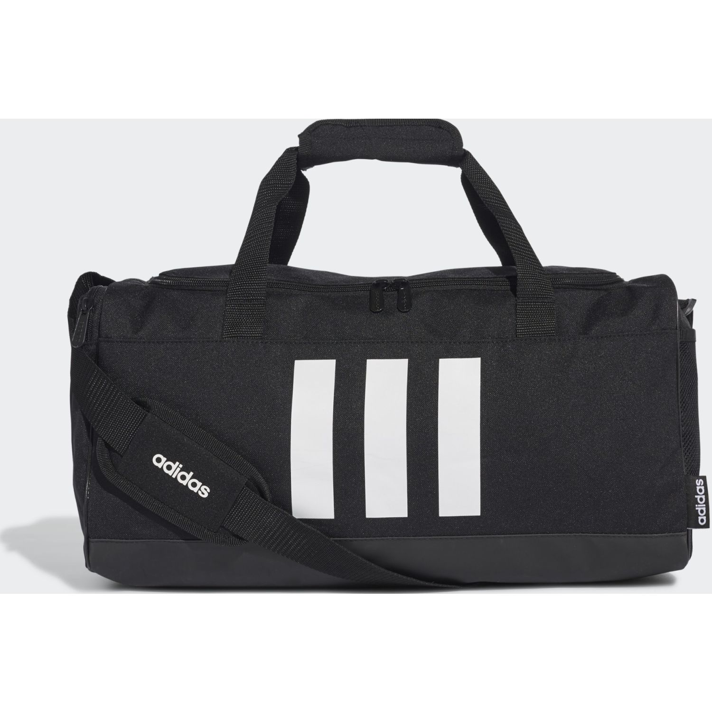 Adidas 3s Duf S Negro / blanco Bolsos de gimnasio