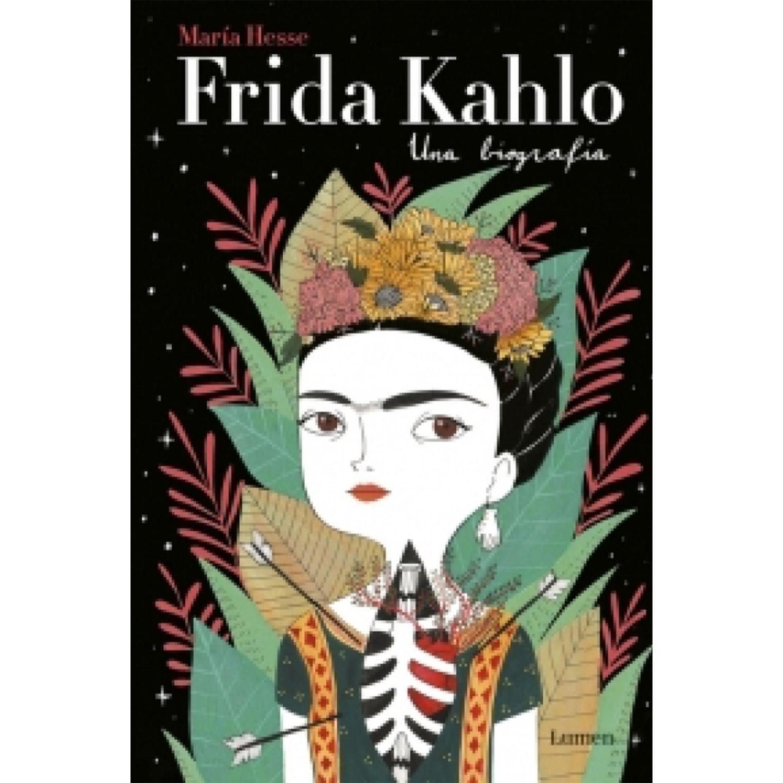 LUMEN Frida Kahlo. Una Biografia Sin color Memorias