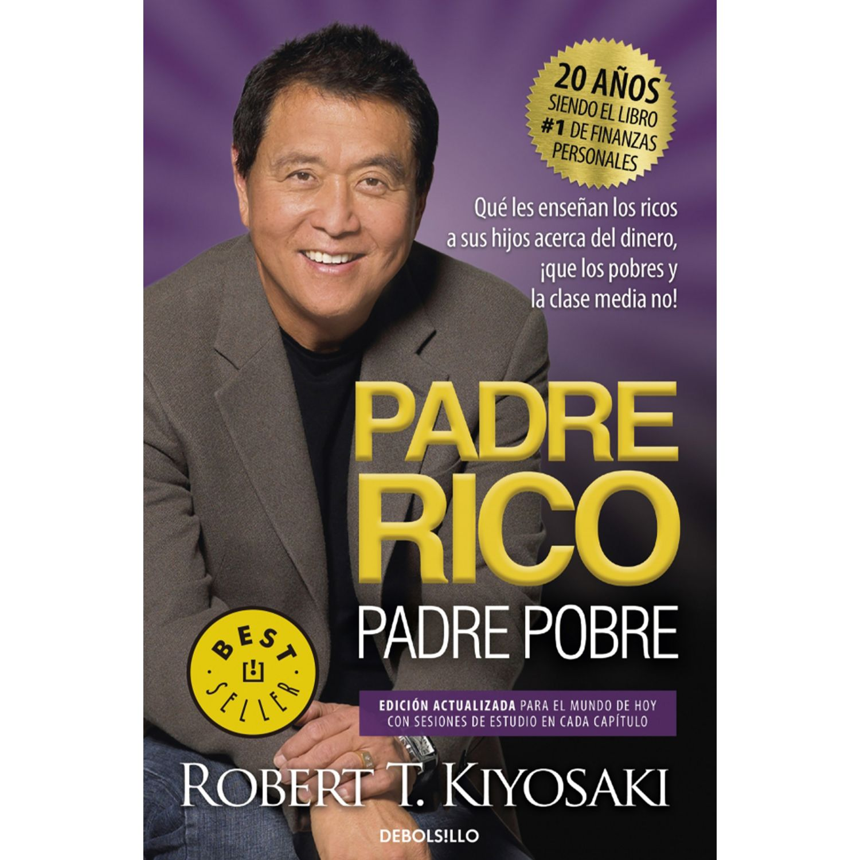 DEBOLS!LLO Padre Rico, Padre Pobre (20 Años) Sin color Capital privado