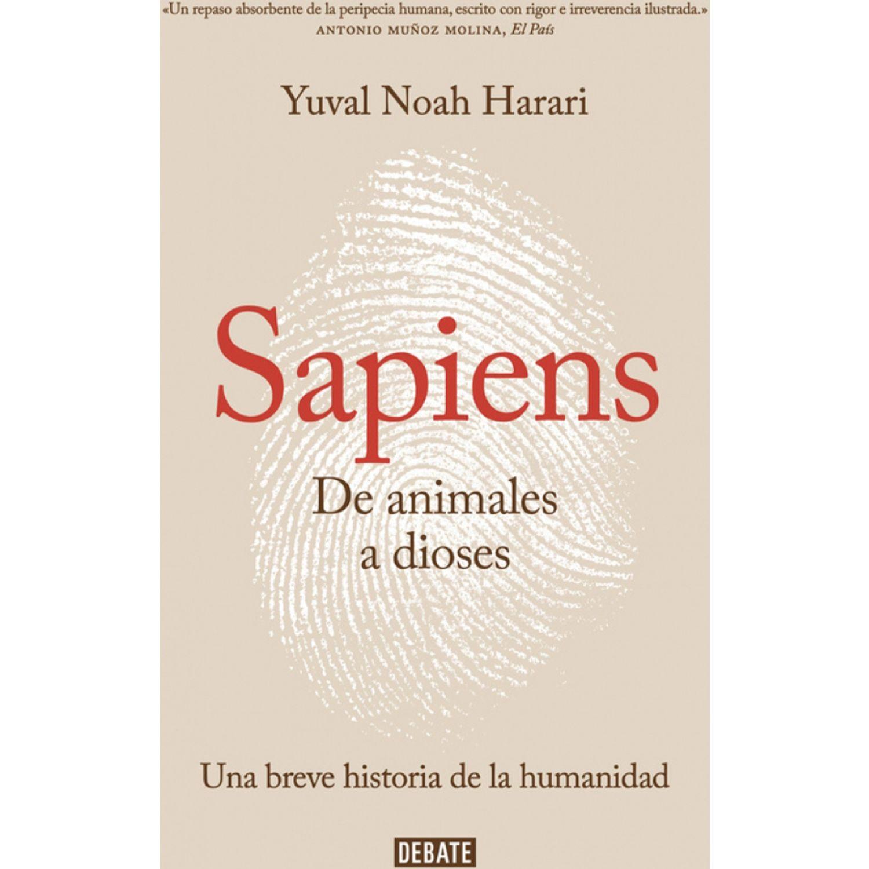 DEBATE Sapiens. De Animales A Dioses Sin color Ciencia ficción