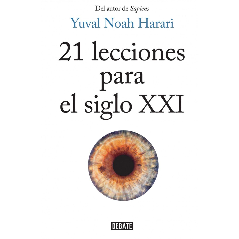 DEBATE 21 Lecciones Para El Siglo Xxi Sin color Ciencia ficción