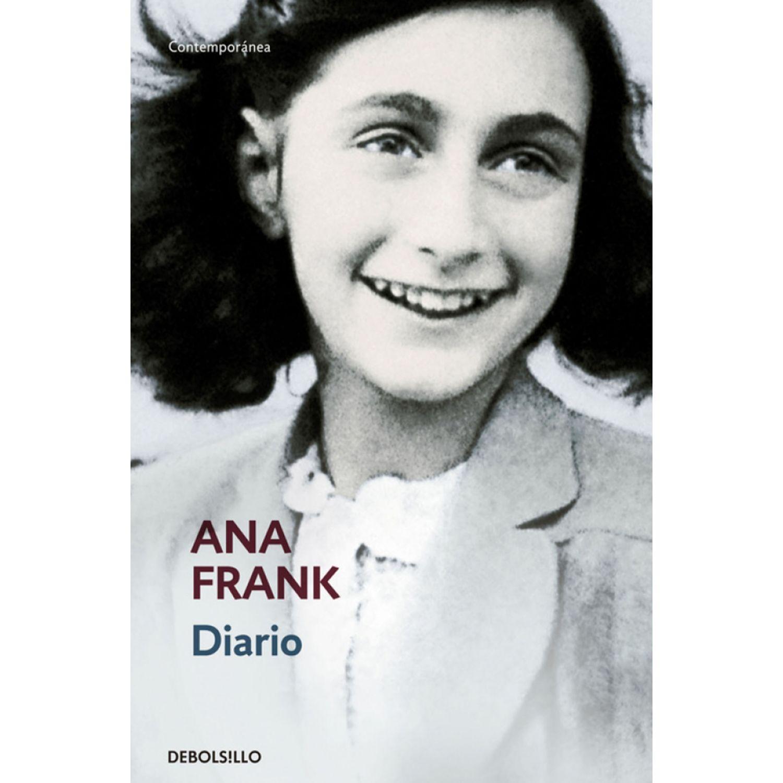 DEBOLS!LLO Diario De Anne Frank (Debolsillo) Sin color Literario