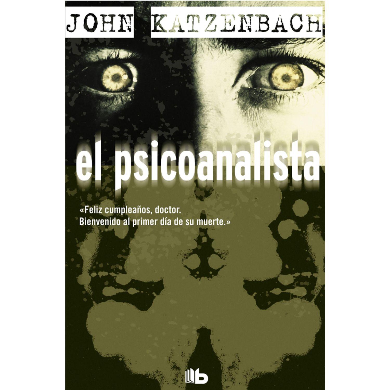B DE BOLSILLO El Psicoanalista Sin color Misterios y thrillers