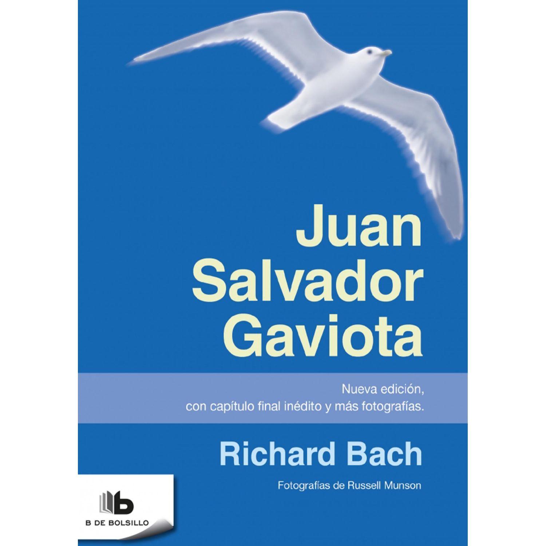 B DE BOLSILLO Juan Salvador Gaviota Sin color Autoestima
