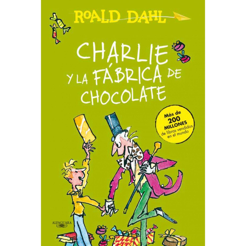 ALFAGUARA INFANTIL JUVENIL Charlie Y La Fabrica De Chocolate Sin color Otro