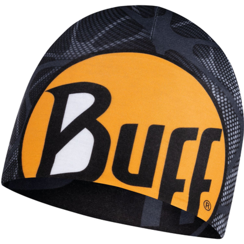 BUFF Buff Hat Microfiber Reversible Ape-X Negro Gorras de béisbol