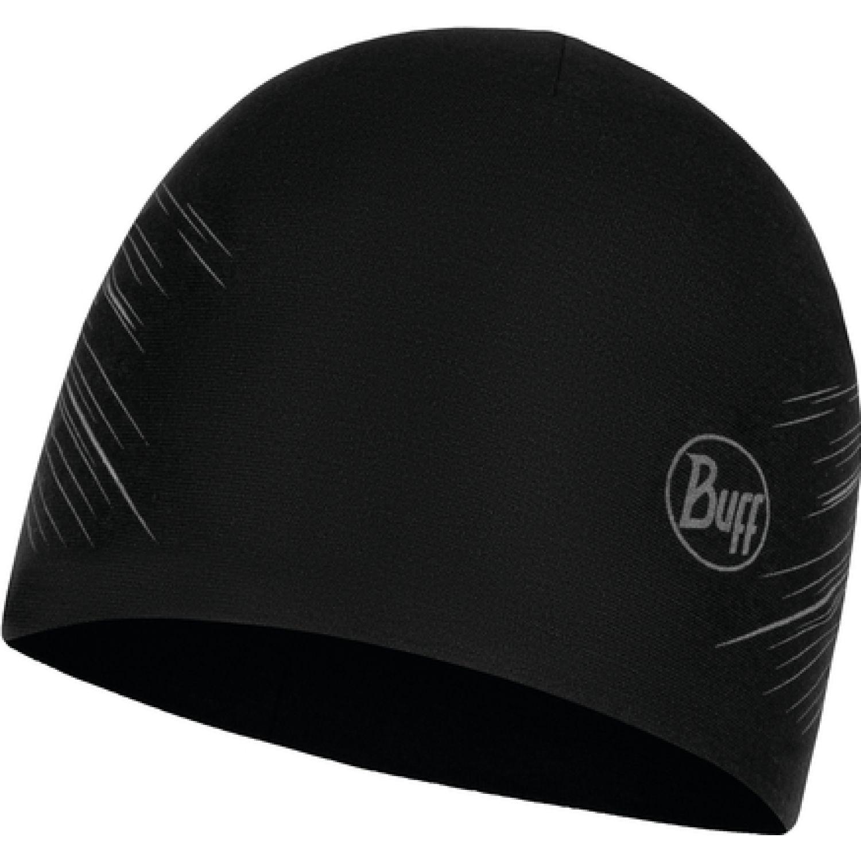 BUFF Buffhatmicrofiber Reversible R-Solid Negro Gorras de béisbol