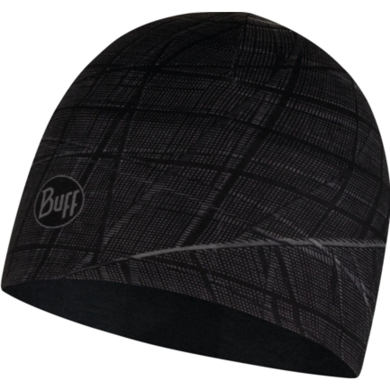 BUFF Buffhatmicrofiber Reversible Embers Negro Gorras de béisbol