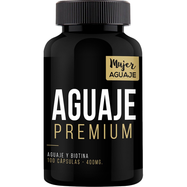 Mujer Aguaje Aguaje Premium 100caps Sin color Vitamina a