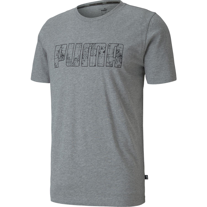 Puma Ka Tee Gris Camisetas y polos deportivos