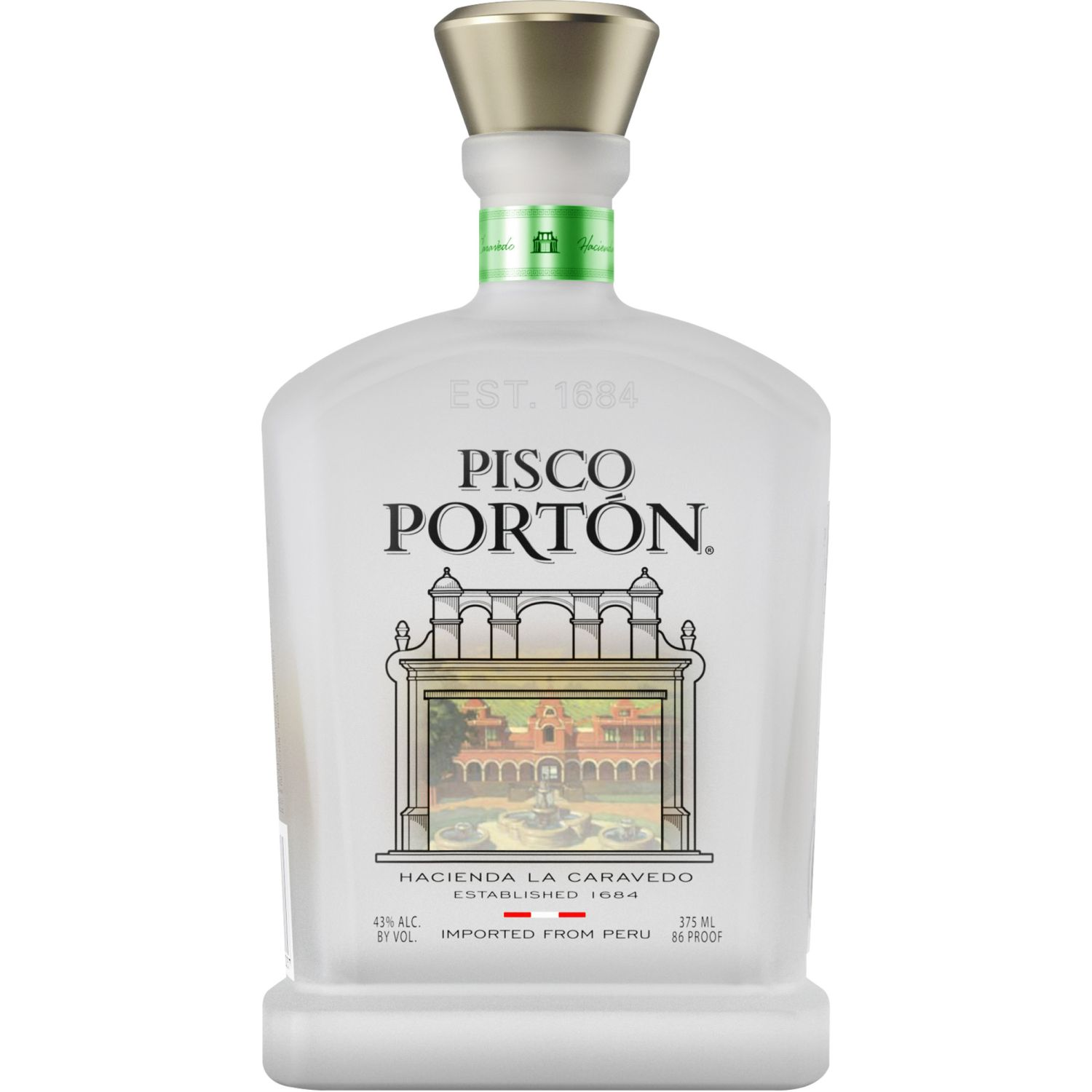 PORTÓN Pmv Italia 375ml Sin color Brandy y aguardientes