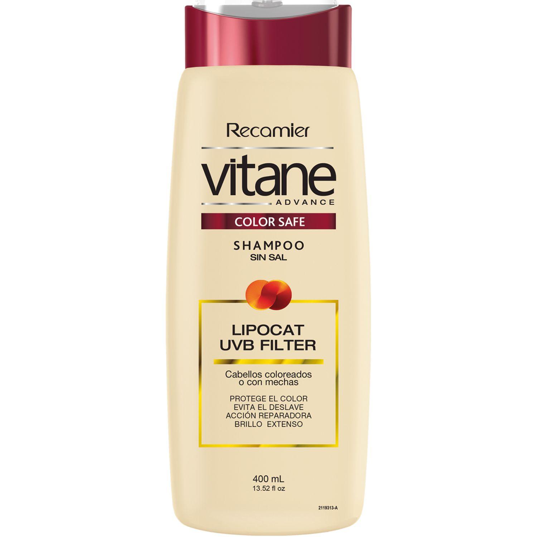 VITANE Shampoo Color Safe Vitane Crema Shampoo de diario