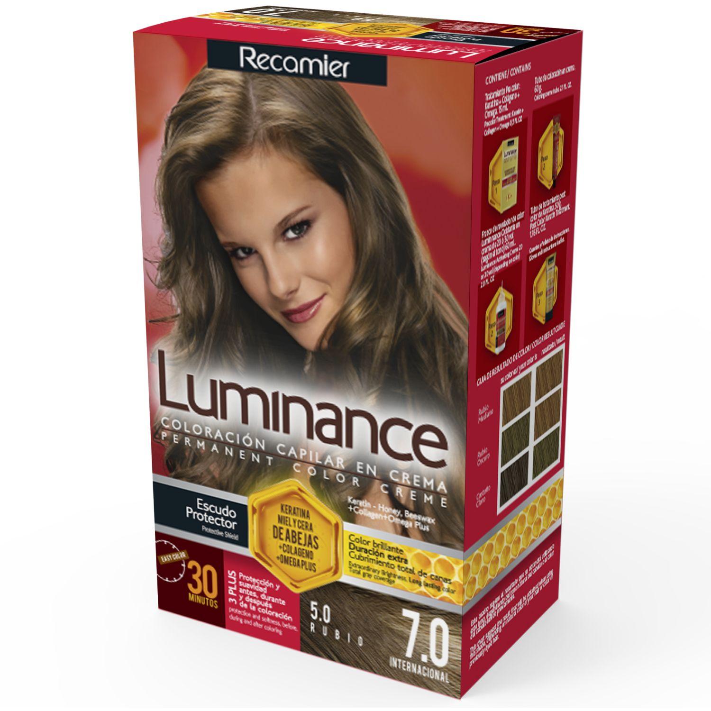 LUMINANCE Tinte Luminance Kit 7.0 60g RUBIO MEDIANO Tintes