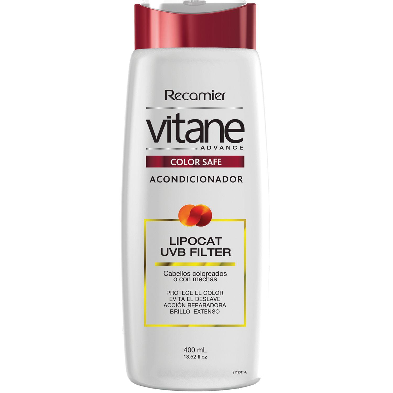 VITANE Acondicionador Color Safe Vitane Blanco Acondicionador