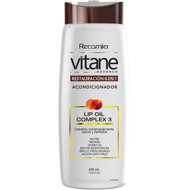 VITANE Acond. Restauracion 6 En 1 Vitane Blanco Acondicionador