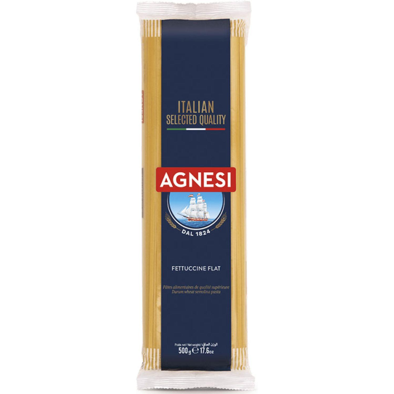 AGNESI Fettuccine Flat Sin color Pastas