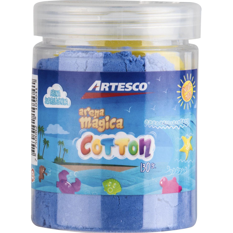 Artesco Algodon De Arena  (130 Grs) Surtido Varios Habilidades básicas