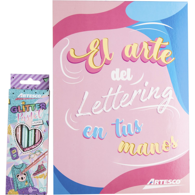 Artesco Pack2020 Bllt Journl + Est Trend Gl32m Varios Cuadernos sujetos