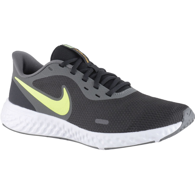 Nike Nike Revolution 5 Negro Correr por carretera