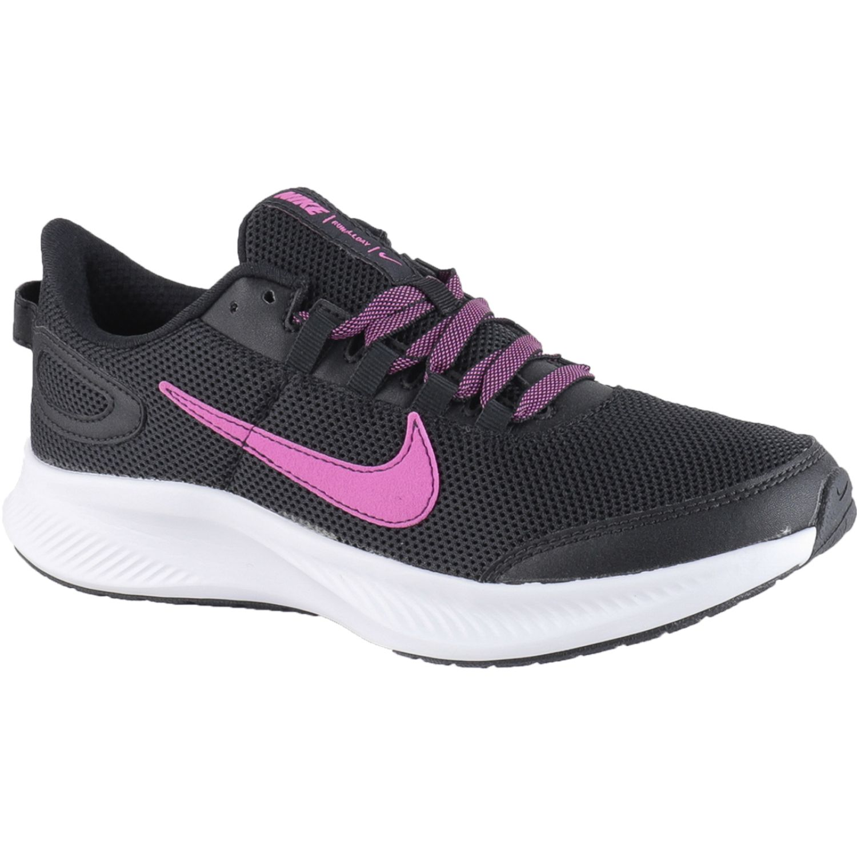 Nike W Nike Runallday 2 Negro / fucsia Correr por carretera
