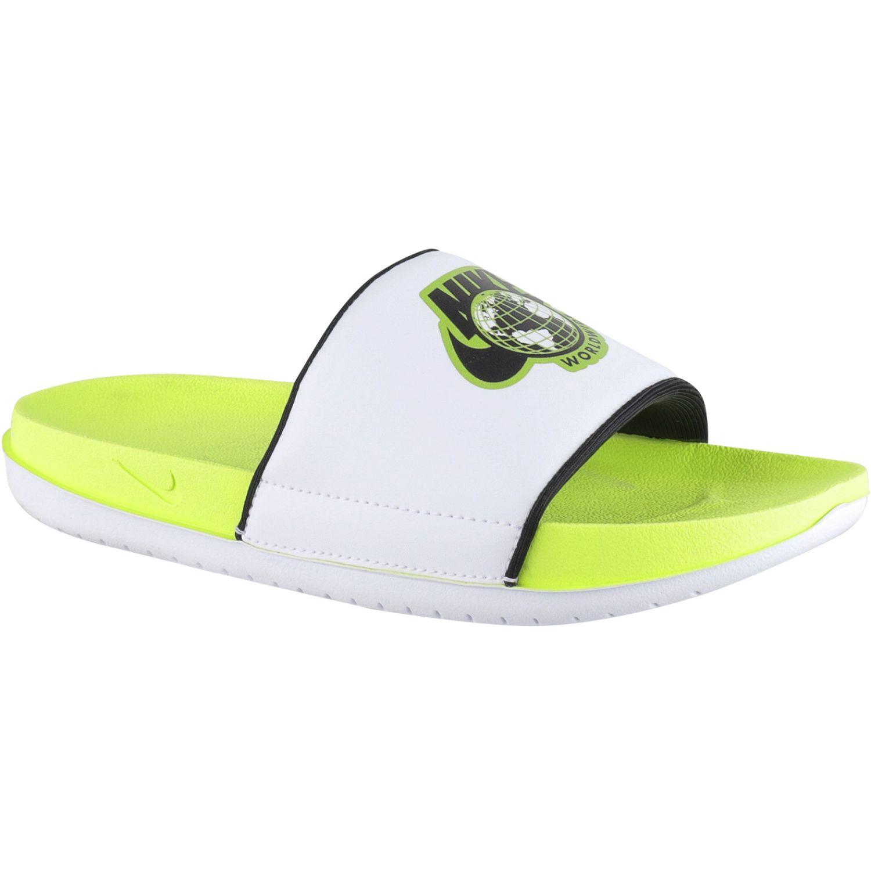 Nike W Nike Offcourt Slide Ww Verde Sandalias y chanclas deportivas