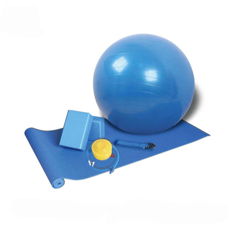 LIVE UP Set De Yoga Ls3243 Azul Conjuntos de iniciación