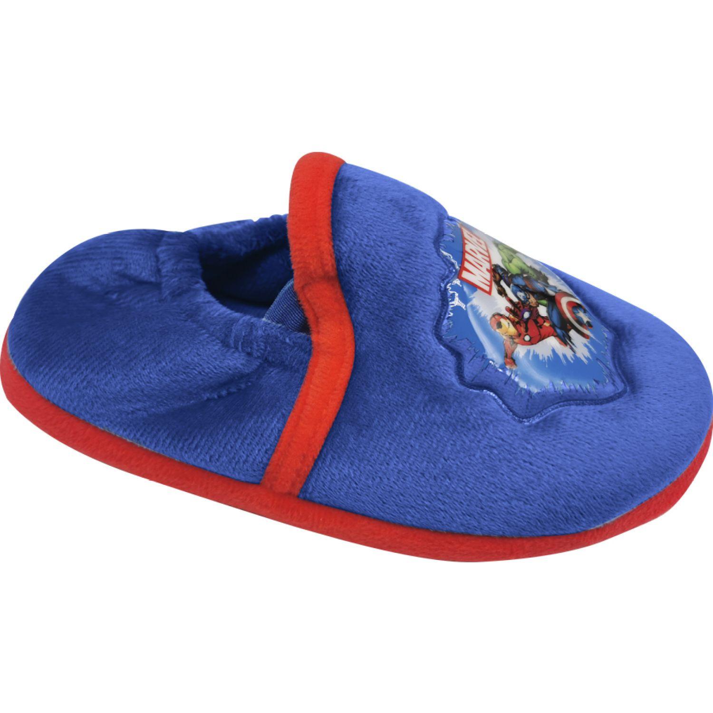 Avengers Pantufla Avengers Azul Pantuflas