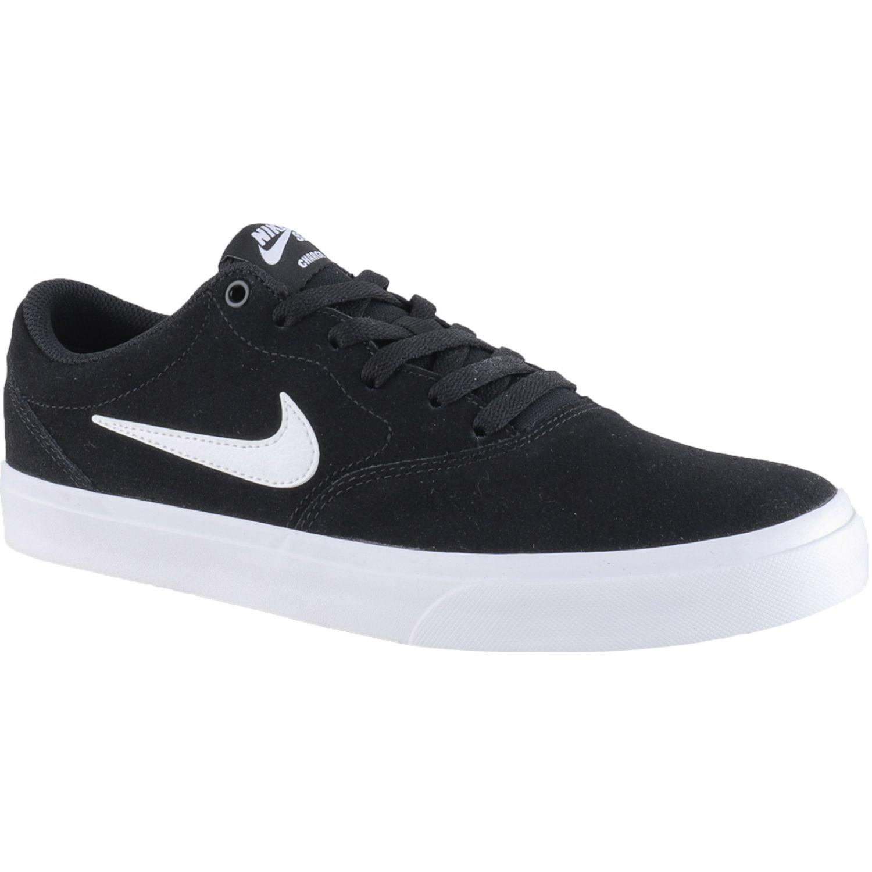 Nike Nike Sb Charge Suede Negro Para caminar