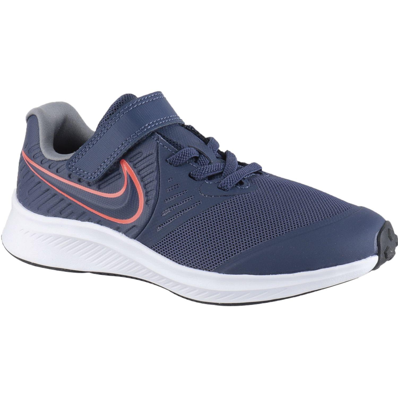 Nike Nike Star Runner 2 (Psv) Azul Para caminar